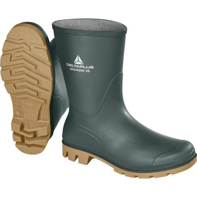 Pracovní obuv - Pracovní holínky nízké GROUNDMC OB SRA - B301213