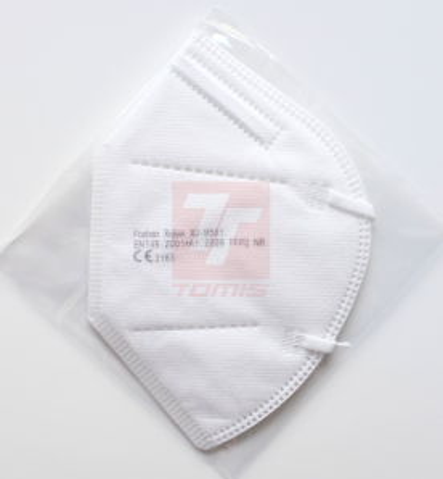 Ochrana dechu - Respirátor FFP2 XU JIAN - P401229