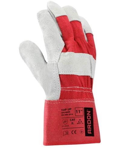 Neprořezné pracovní rukavice - Pracovní rukavice TOP UP vel.13 - 1860