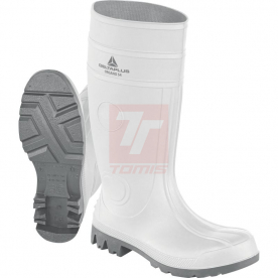 Pracovní obuv - Pracovní holínky ORGANO S4 SRC - B301218