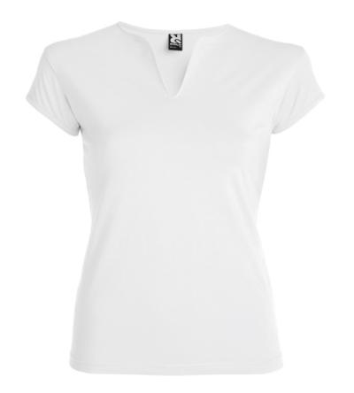 Dámské pracovní oděvy - Dámské tričko BELICE  bílé  3XL- O204633