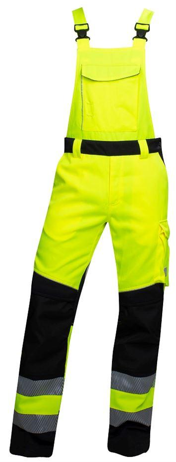 Montérkové kolekce - Pracovní kalhoty lacl SIGNAL žluto-černé - O204702