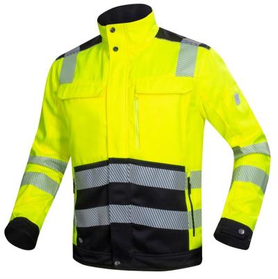 Pracovní bundy - Pracovní blůza SIGNAL žluto-černá - O204696