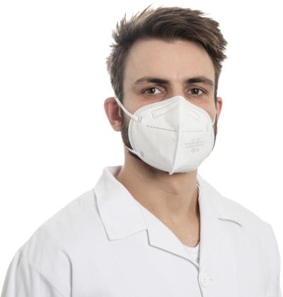 Ochrana dechu - respirátor ZHI SHAN 10217 FFP2 - P401227