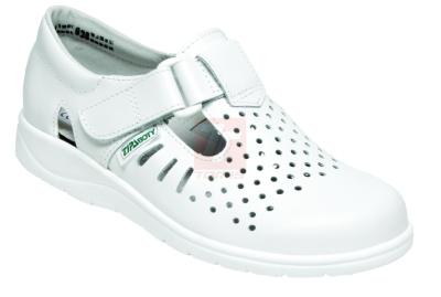 Zdravotní pracovní obuv (bílá) - Pracovní obuv TIPA 5240 pánská (42-46) - B301223