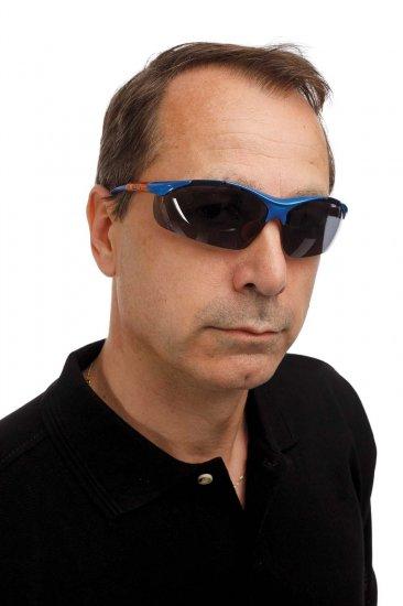 Ochranné pracovní brýle - ochranné brýle NELLORE kouřové - 4861