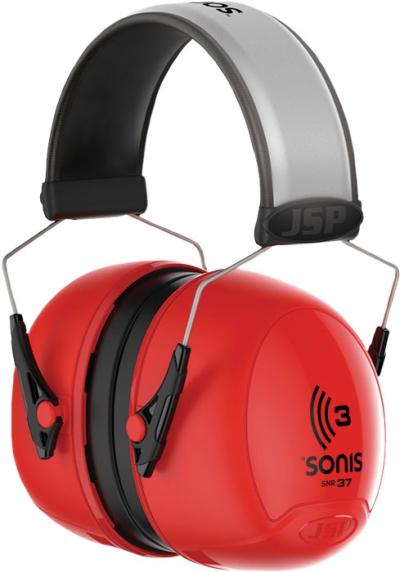 Mušlový chránič sluchu JSP SONIS 3  37dB - P401103