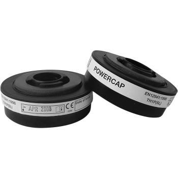 Náhradní filtr JSP MKII POWERCAP TH1P black - P401111