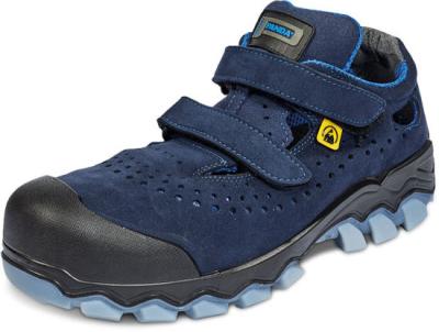Pracovní obuv - Pracovní sandál MINI MF ESD S1P SRC - B301274