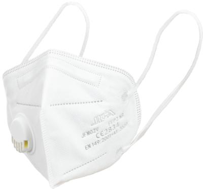 Respirátory - Respirátor FF NAAB VALVE FFP2 JFM02V - P401297