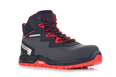 Antistatická pracovní obuv - Pracovní kotník SACRAMENTO S3 ESD - B301310