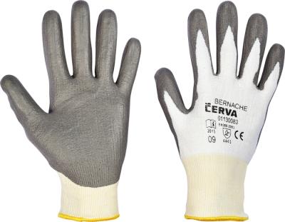 Pracovní rukavice Červa - Pracovní rukavice BERNACHE HPPE - R100303
