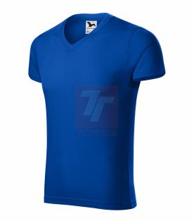 Reklamní předměty - Pánské tričko SLIM FIT V-NECK (3XL) - O204517