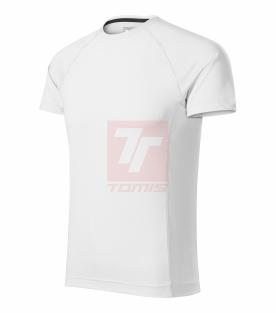 Reklamní předměty - Pánské tričko DESTINY bílé (3XL) - O204984