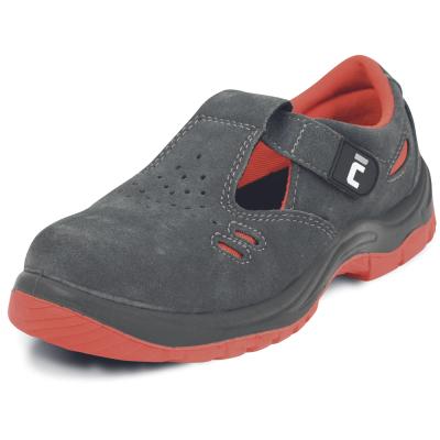 Pracovní sandál MONTROSE ORANGE ESD S1P SRC - B300994