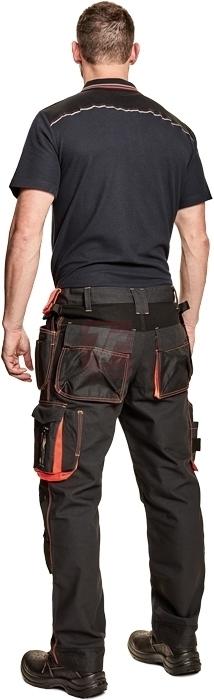 Pracovní kalhoty pas KNOXFIELD 320 - V000096