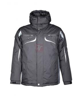 Zimní bunda ARDON®PHILIP černo-šedá  - O204440