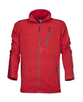 4TECH - Mikina fleece ARDON®4TECH červená  - O204435