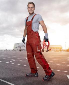 Kalhoty s laclem ARDON®URBAN červené  - O204215