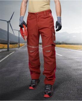 ARDON - Kalhoty ARDON®URBAN červené prodloužené  - O204468