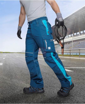 ARDON - Kalhoty ARDON®URBAN modré zkrácené  - O204473