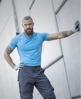 Pracovní trička - Tričko ARDON®TRENDY světle modré  - O204129