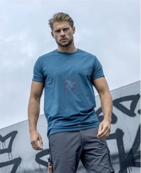 Pracovní trička - Tričko ARDON®TRENDY tmavě modré  - O204127