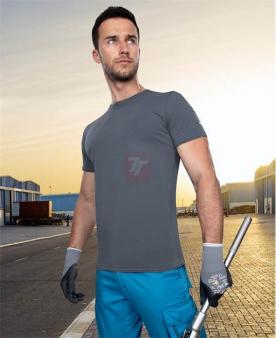 Pracovní trička - Tričko ARDON®TRENDY tmavě šedé  - O204126