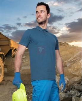 Pracovní trička - Polokošile ARDON®TRENDY tmavě modrá  - O204131