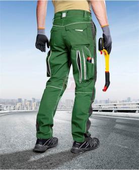 ARDON - Kalhoty ARDON®URBAN+ zelené prodloužené  - O204262