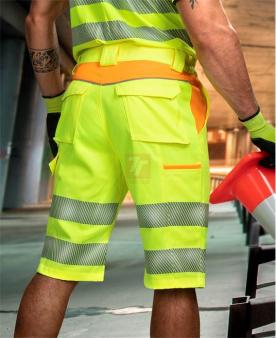 Pracovní montérky - Reflexní šortky ARDON®SIGNAL žluté  - O204150