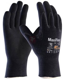 Neprořezné pracovní rukavice - Rukavice MAXIFLEX CUT 34-1743 (kevlar)  - R100218