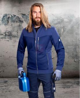 Zateplené zimní pracovní oděvy - Bunda ARDON®HYBRID modrá  - O204798