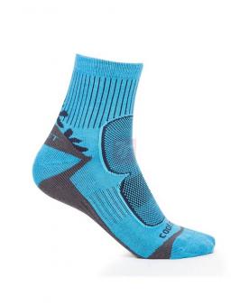 Spodní prádlo - Ponožky FLR TREK BLUE  - O204770