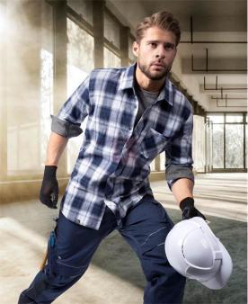 Pracovní košile - Košile ARDON®OPTIFLANNEL modrá
