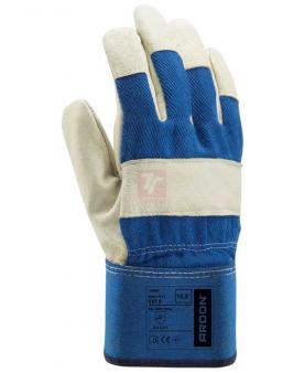 """Kombinované pracovní rukavice - Rukavice JAMES velikost 10,5"""""""