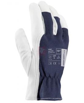 Kombinované pracovní rukavice - Rukavice PONY