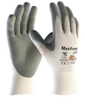 Tepelně odolné pracovní rukavice - Rukavice MAXIFOAM 34-800  - 1762