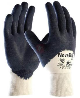 Pracovní rukavice ATG - Rukavice NOVATRIL 24-185 DOPRODEJ
