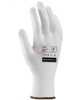 Textilní pracovní rukavice - Rukavice PROOF  - R100239