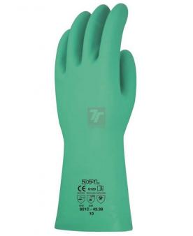 Chemické pracovní rukavice - Rukavice INTERFACE PLUS  - R100195
