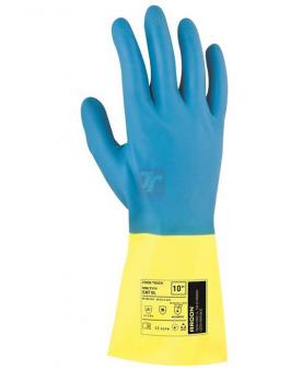 Chemické pracovní rukavice - Rukavice CHEM TOUCH