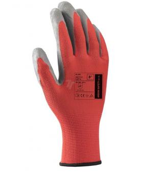 Povrstvené pracovní rukavice - máčené - Rukavice BLADE  - R100082