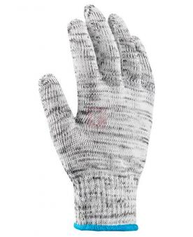Textilní pracovní rukavice - Rukavice KASILON barevné
