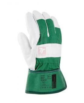 Kombinované pracovní rukavice - Ochranné a pracovní rukavice 10