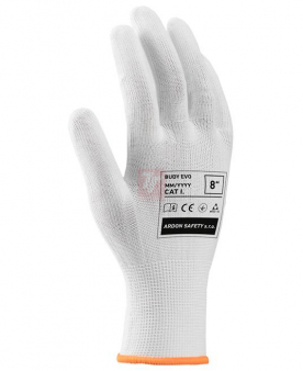 Textilní pracovní rukavice - Rukavice BUDDY EVO