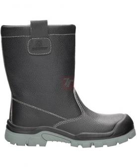 Zateplená zimní pracovní obuv - Obuv TIBIA S3 NM  - B301092