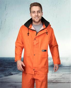Nepromokavé pracovní oděvy do deště - Voděodolná blůza ARDON®AQUA 103 oranžová  - O204987
