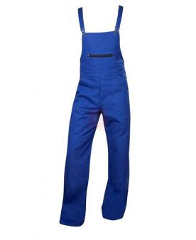 KLASIK - Dámské kalhoty s laclem ARDON®KLASIK modré  - O204403