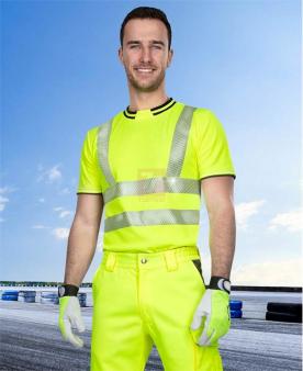 Reflexní tričko ARDON®SIGNAL žluté  - O203692